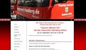 Die neue Website der Freiwilligen Feuerwehr Homberg (Efze)